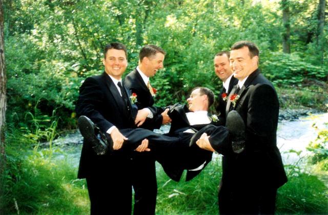 Jan's wedding